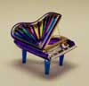 Murano Art Glass Musical Instruments Collection
