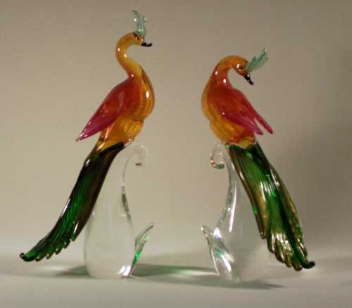 Muranoartglass Us A Franklinmall Com Site Featuring Murano Art Glass Animal Collections